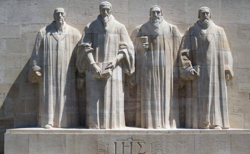 500 ans de protestantisme