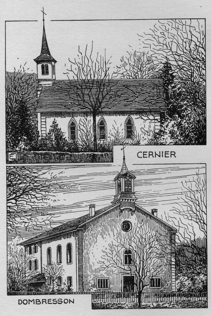 Chapelles indépendantes de Cernier et Dombresson
