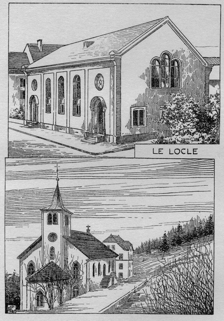 Chapelles indépendantes du Locle et des Ponts