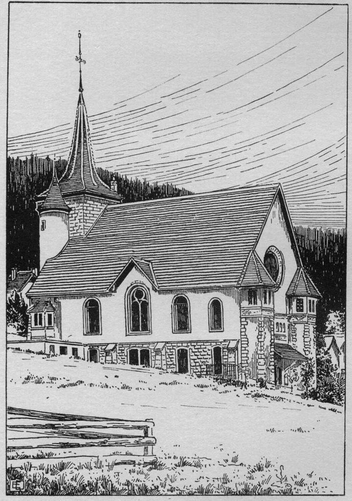 Église catholique de Cernier