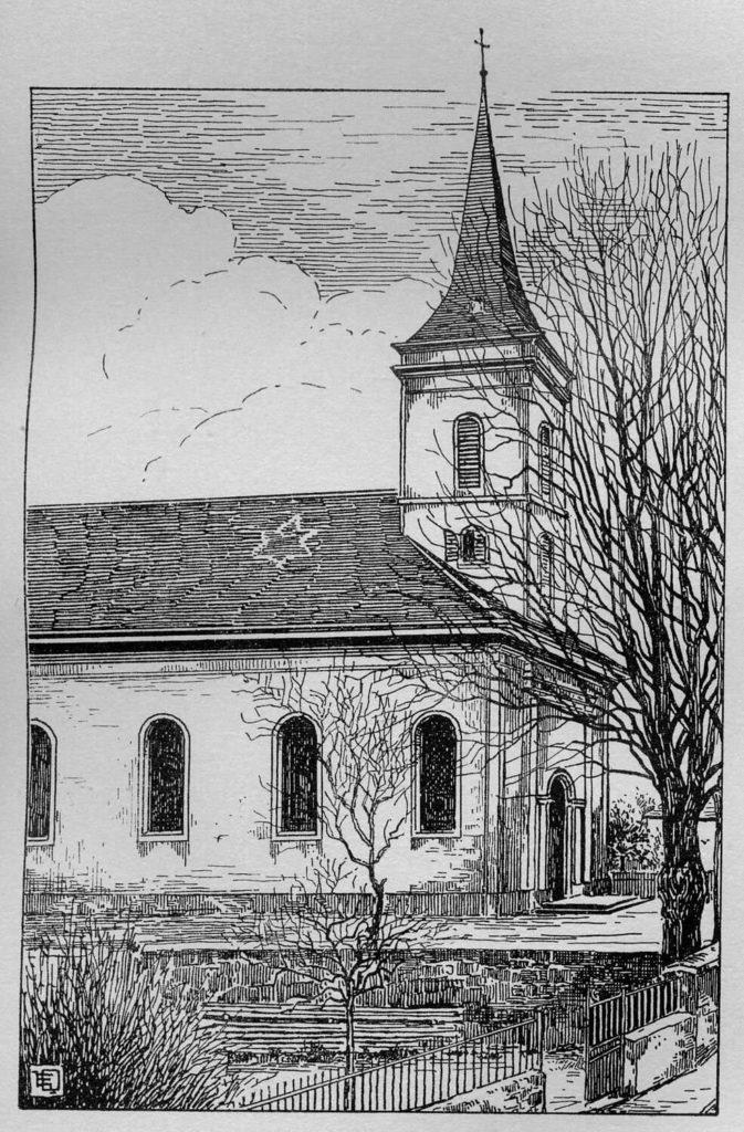 Église catholique du Landeron