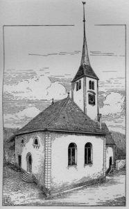 Temple d'Auvernier