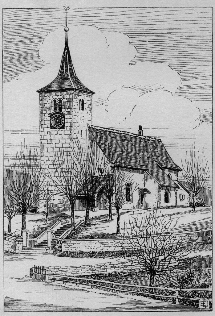 Temple de Boudevilliers