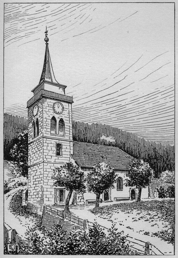 Temple de Buttes