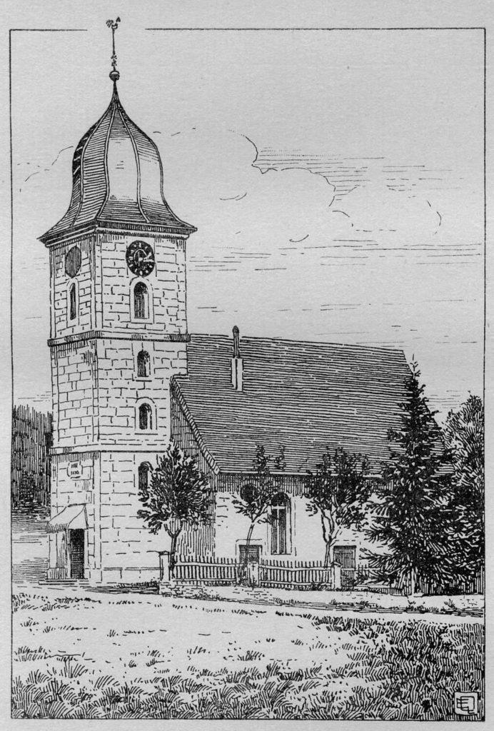 Temple de La Chaux-du-Milieu