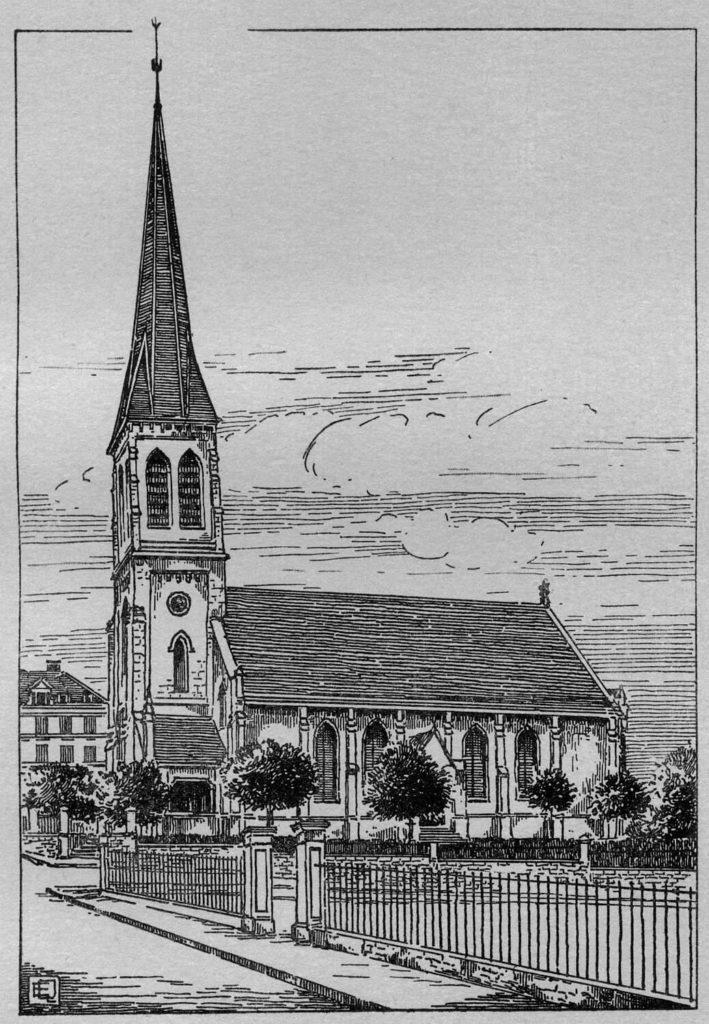 Temple indépendant de La Chaux-de-Fonds