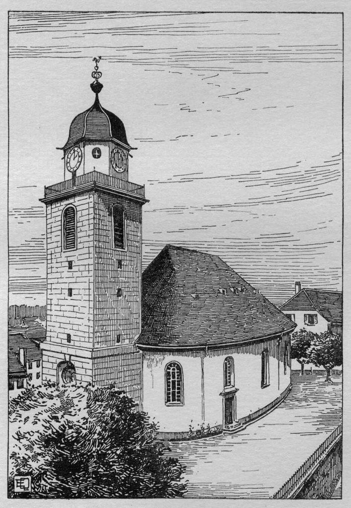 Temple national de La Chaux-de-Fonds