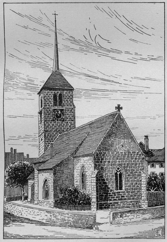 Temple de St-Blaise