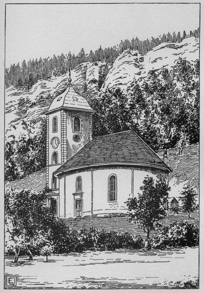 Temple de St-Sulpice