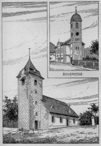 Temples des Bayard et de Boveresse