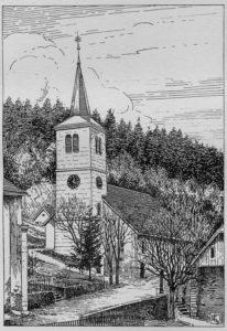 Temple des Ponts-de-Martel