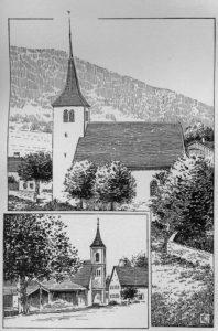 Temples de Rochefort et Brot-Dessous